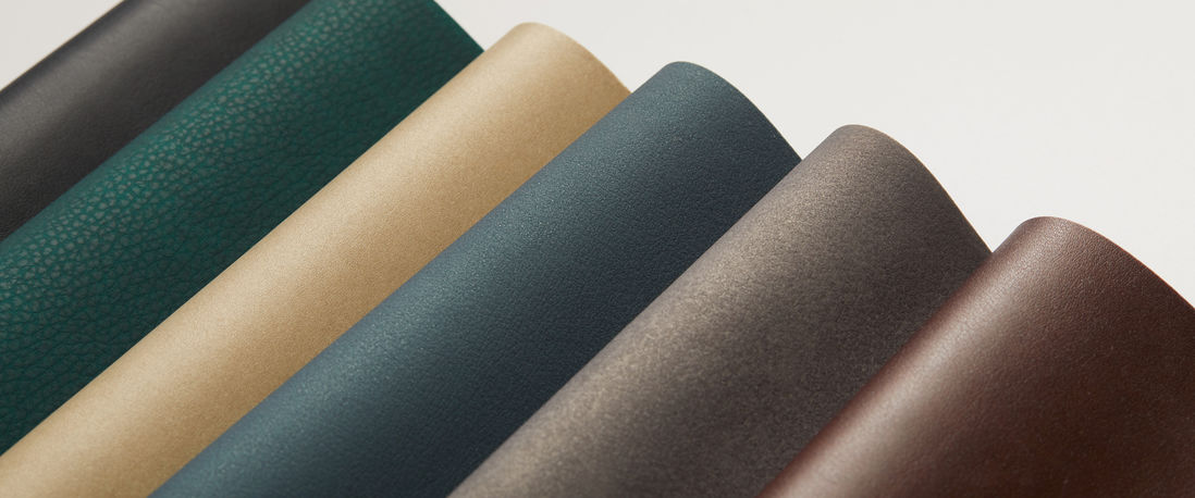 ZoaTM biofabricated materials, Modern Meadow's first branded materials line, will be offered in a variety of shapes, sizes, textures and colors.