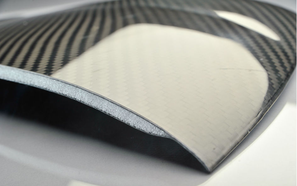 ROHACELL® foam forms the core of lightweight sandwich structures with high shear strength and compressive strength, even at relatively high temperatures.